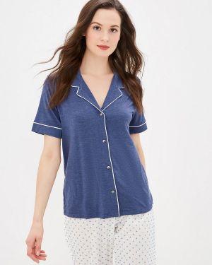Рубашка синяя Gap