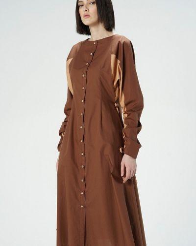 Платье миди Белка
