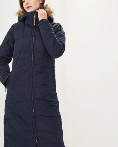 Утепленная куртка весенняя синий Icepeak