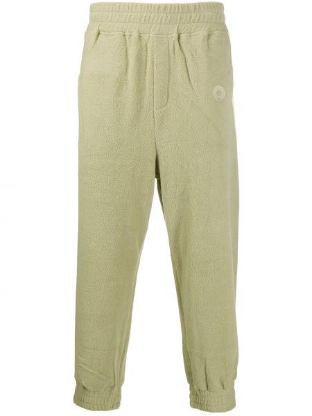 Zielone spodnie Drole De Monsieur