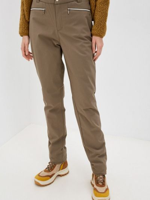 Утепленные брюки - бежевые Luhta