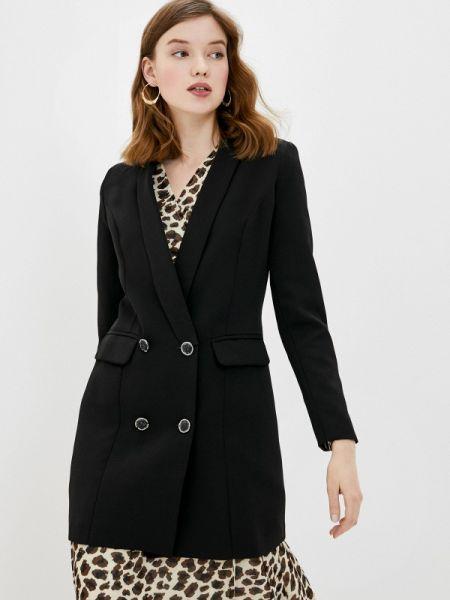 Платье платье-пиджак черное Imocean