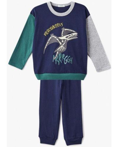 Синяя пижама United Colors Of Benetton