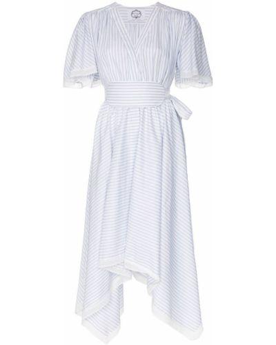 Платье миди с запахом на молнии Evi Grintela