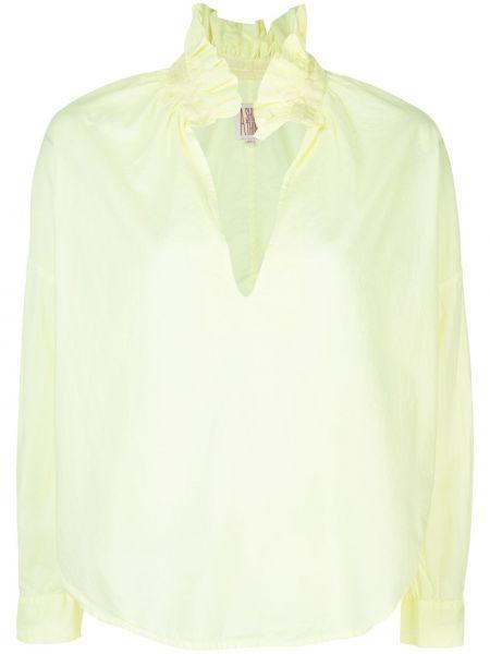 Желтый топ A Shirt Thing