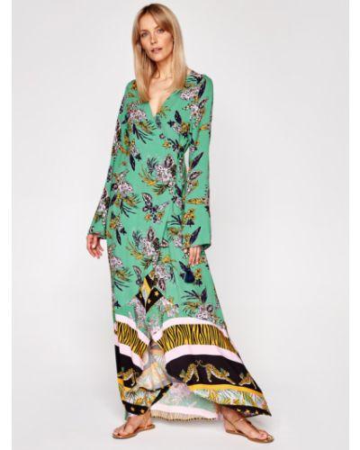 Zielone kimono Maaji