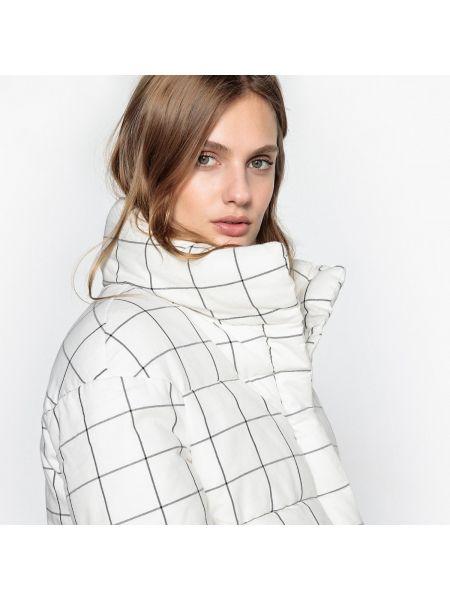 Стеганая куртка утепленная укороченная La Redoute Collections