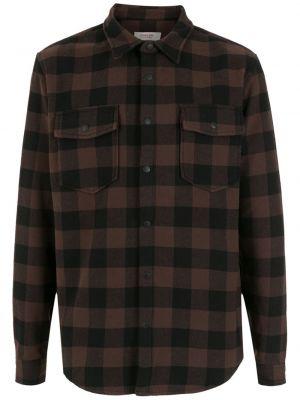 Czarna koszula bawełniana Osklen