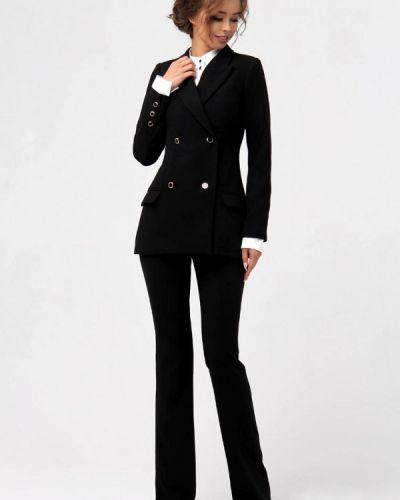 Костюмный черный брючный костюм Anushka By Anna Pavlova