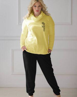 Свободные брюки с карманами с манжетами Sharlize