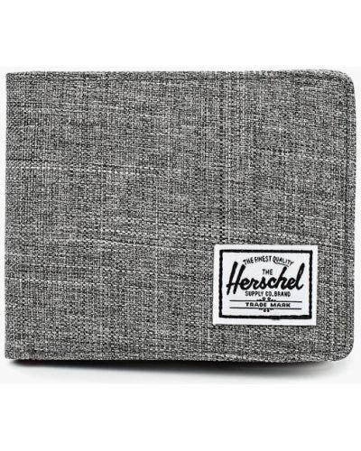Серая косметичка Herschel Supply Co