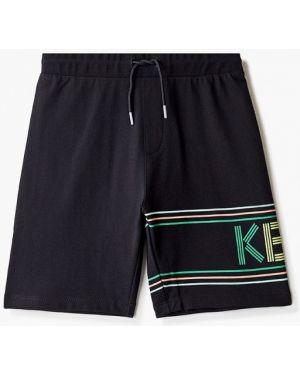 Черные спортивные шорты Kenzo