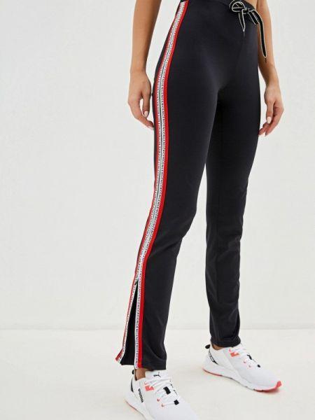 Спортивные брюки весенний черные Dali