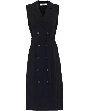 Платье миди восточное двубортное Diane Von Furstenberg