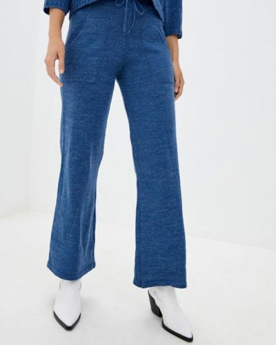 Повседневные синие брюки Nataclub