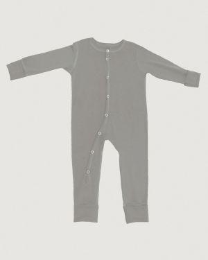 Комбинезон детский серый Mothercare