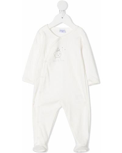 Пижамная хлопковая пижама с длинными рукавами Absorba
