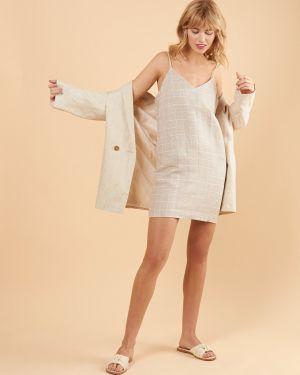 Платье мини платье-комбинация 12storeez