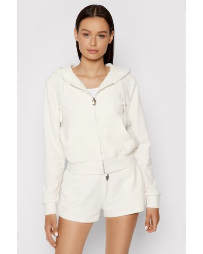 Beżowy dres Juicy Couture