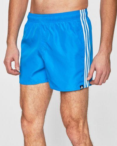 Плавки с карманами прямой Adidas Performance