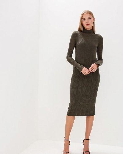 Вязаное платье осеннее трикотажное Polo Ralph Lauren