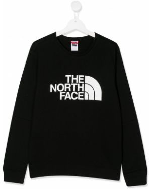 Черная толстовка The North Face Kids