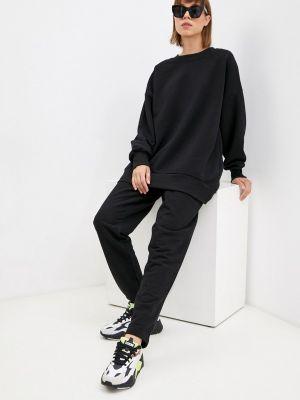 Черный спортивный костюм осенний Ko'msi