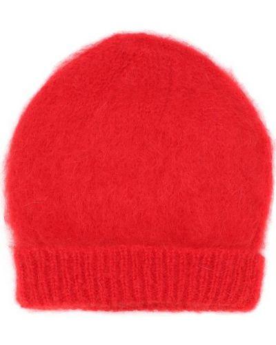 Красная шапка Maison Margiela