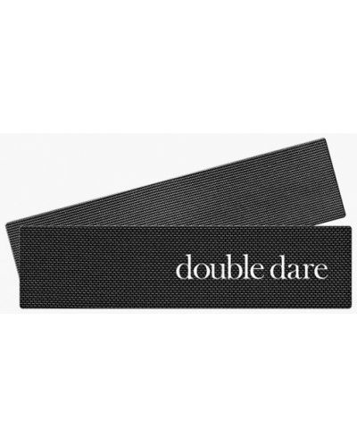 Черная заколка Double Dare