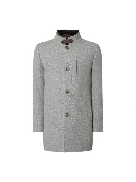 Płaszcz wełniany Cinque