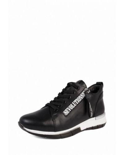 Черные кроссовки Pandora