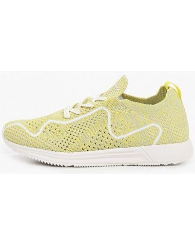 Зеленые кроссовки Luhta