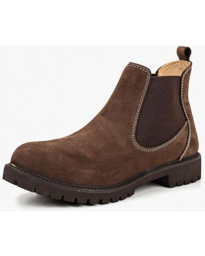 Кожаные ботинки осенние челси Darkwood