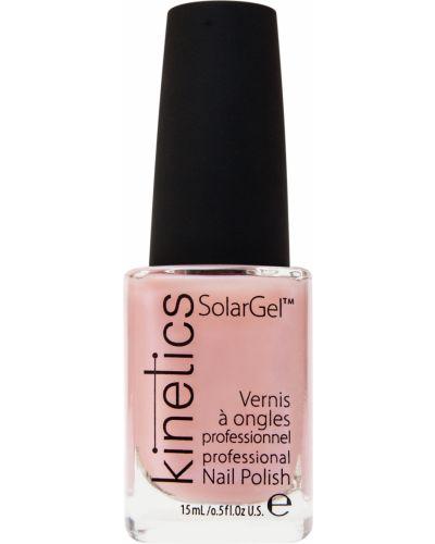 Модный розовый лак для ногтей Kinetics
