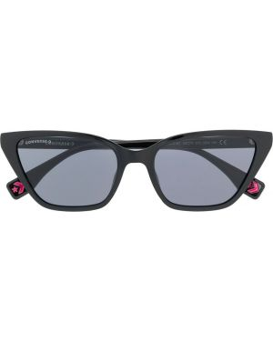 Муслиновые черные солнцезащитные очки Converse