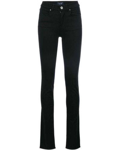 Джинсы с высокой посадкой Armani Jeans