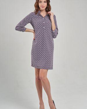 Платье миди на пуговицах Mari-line