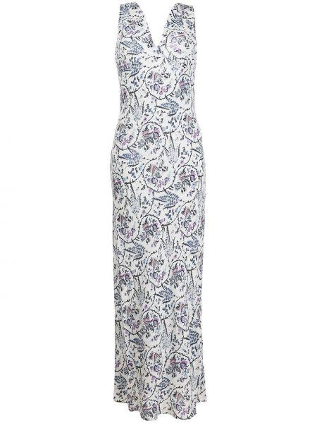 Платье с открытой спиной с цветочным принтом Iro