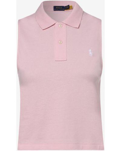 T-shirt - różowa Polo Ralph Lauren