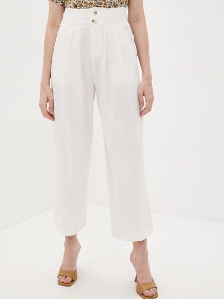 Белые брюки Sweewe