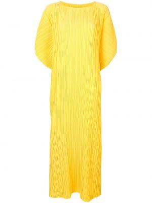 Платье плиссированное летучая мышь Bambah