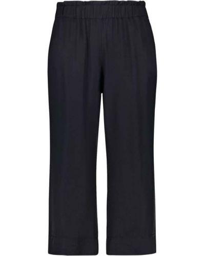 Niebieskie spodnie casual Samoon
