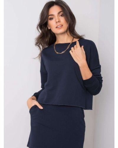 Niebieski dres bawełniany Fashionhunters