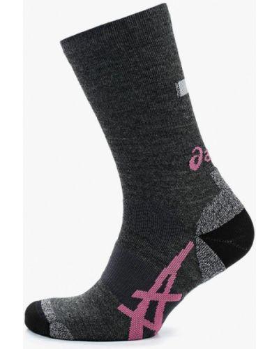 Серые носки итальянские Asics
