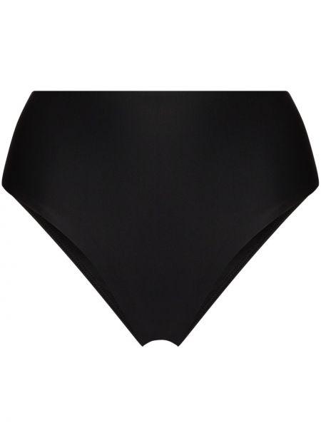 Черный купальник с завышенной талией Matteau