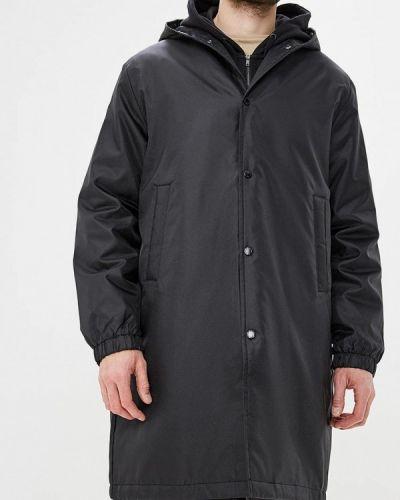 Утепленная куртка демисезонная черная Cheap Monday