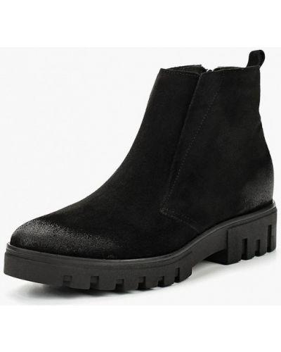 Ботинки осенние замшевые Keryful
