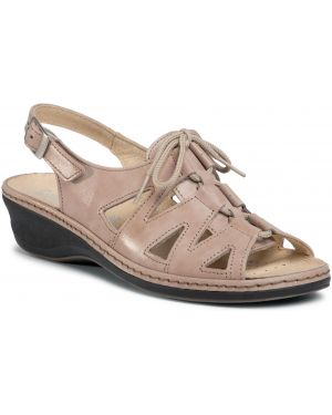 Beżowe sandały Comfortabel