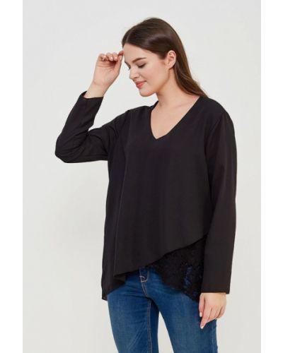 Черная блузка Kitana By Rinascimento