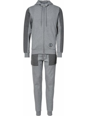 Серый спортивный костюм Bikkembergs